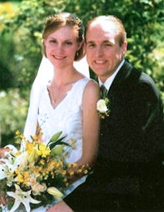 The First Wedding I Performed - Leah and Eric